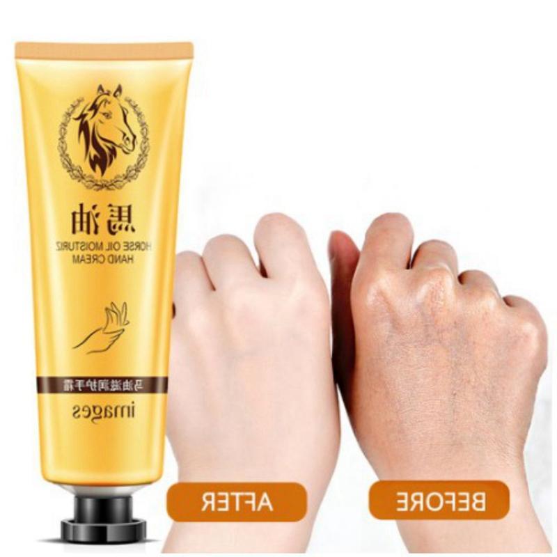 <font><b>Hand</b></font> <font><b>Cream</b></font> Horse Oil