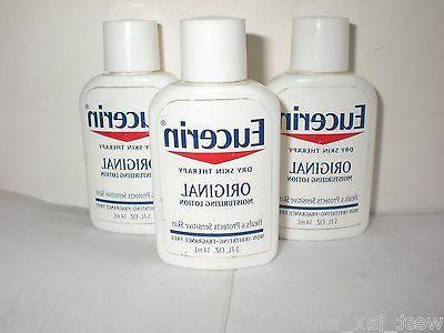 Eucerin Dry Skin Creme Cream Travel .5 oz x 20