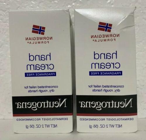 pack of 2 hand cream norwegian formula