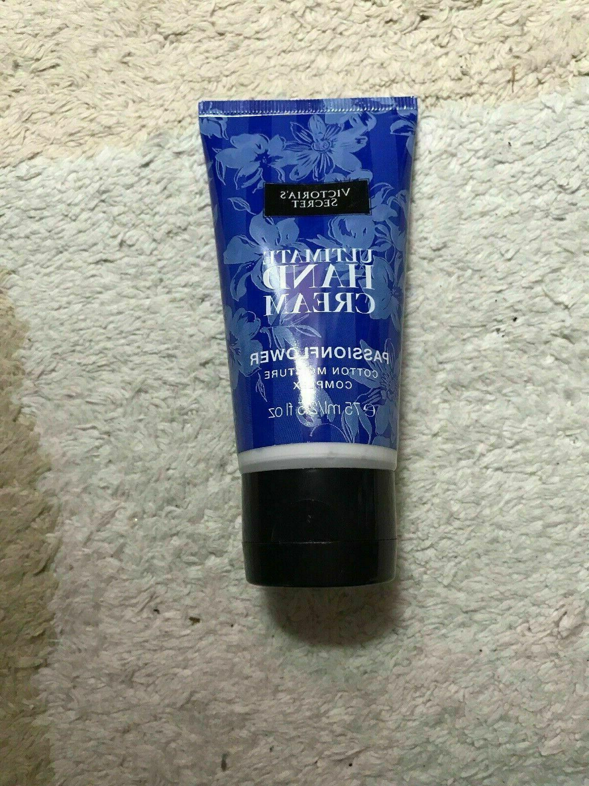 VICtORIA'S SECRET Passionflower Ultimate HAND Cream 75ml/2.5