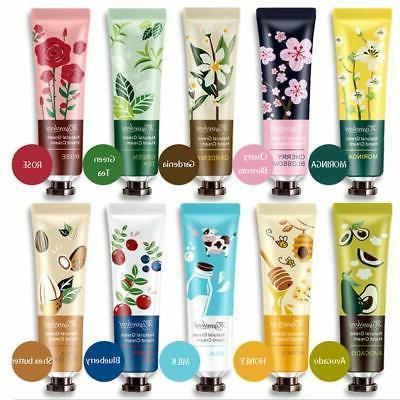 plant hand cream moisturizing