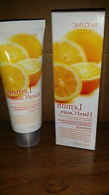3W Clinic Pure Natural Lemon Hand Cream-Made In KOREA-FREE S