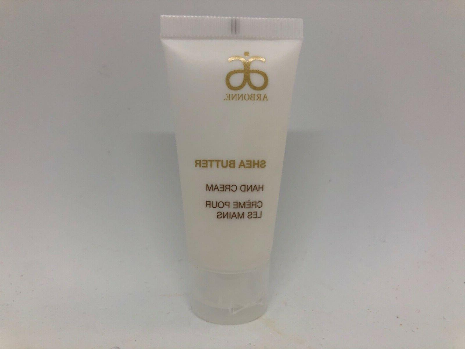 ARBONNE Shea Cream Sample 0.5