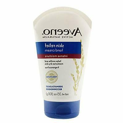 Aveeno Skin Relief Intense Moisture Hand Cream with Soothing