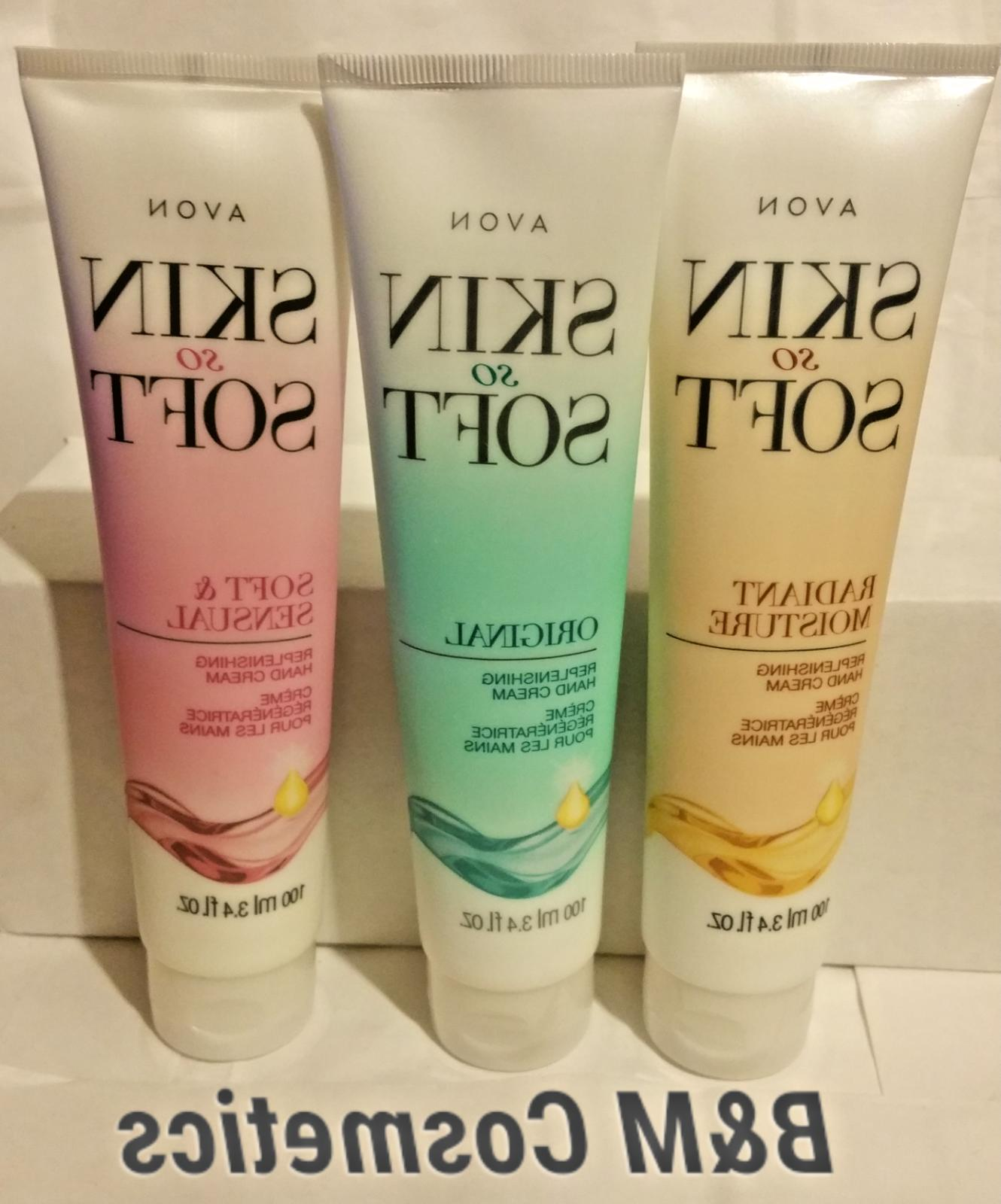 Avon Skin So Soft Hand Cream- you pick