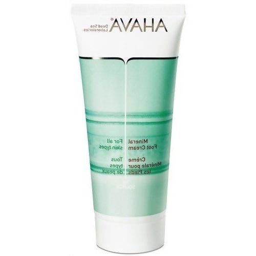 "AHAVA ""The Source"" Mineral Hand Cream 25ml Or Mineral Foot C"