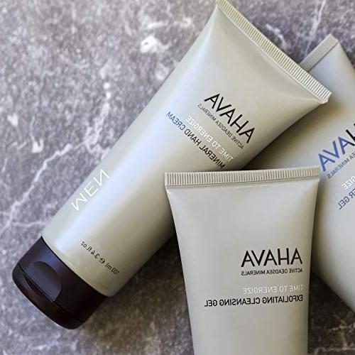 AHAVA Mineral Cream, Time to Energize - Fl