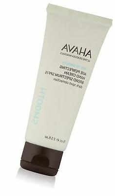 AHAVA Time to Smooth Age Perfecting Hand Cream Broad Spectru