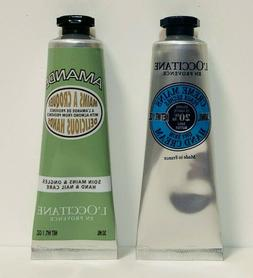 L'OCCITANE Almond Delicious Hand & Nail Care Hand Cream 3 x