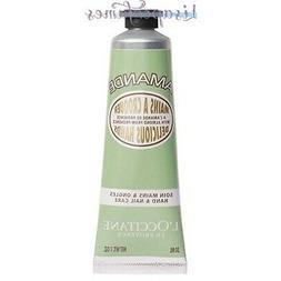 L'Occitane Almond Delicious Hands Hand & Nail Care 1oz / 30m