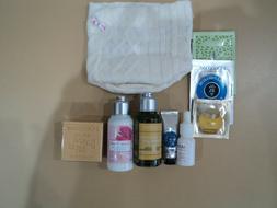 L'Occitane body milk shower gel soap hand face and body crea