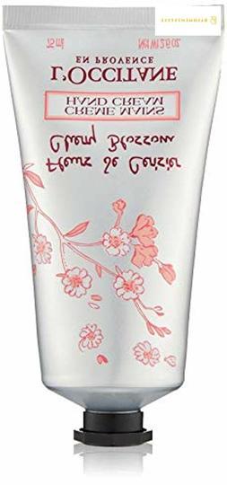 L'Occitane Delicate Cherry Blossom Hand Cream, 2.6 oz.