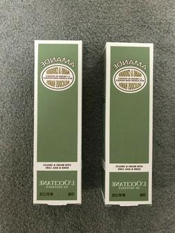 L'OCCITANE Delicious Hands Almond Hand & Nail Cream - 5.2 oz