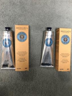 L'OCCITANE Dry Skin Hand Cream - 5.2 oz. each - Lot/Set of 2