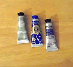 L'Occitane-Lavender, Shea Butter & Almond Hand Creams-3 tota