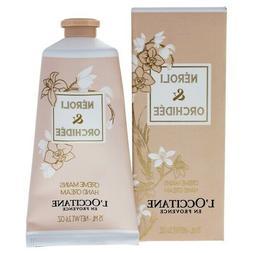 L'OCCITANE Neroli & Orchidee Hand Cream 75ml/2.6 oz, NEW in