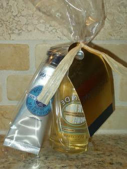 L'Occitane SHEA BUTTER Hand  Cream 10ml and Amande Shower Oi