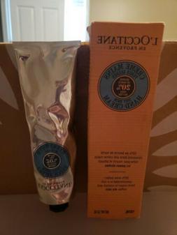 L'Occitane Shea Butter Hand Cream Dry Skin 5.2oz / 150ml NIB