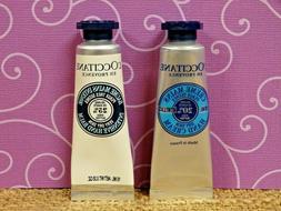 L'Occitane Shea Butter Hand Cream & Intensive Hand Balm ~ Se