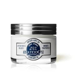 L'Occitane Ultra-Rich 25% Shea Butter Face Cream for Dry to