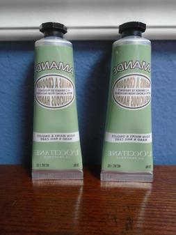 L'OCCITANE Almond Delicious Hand Nail Care Cream Travel Purs
