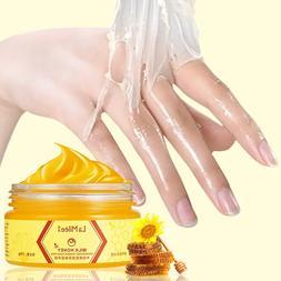 1PCS LAMILEE Milk Honey <font><b>Hand</b></font> Mask <font>