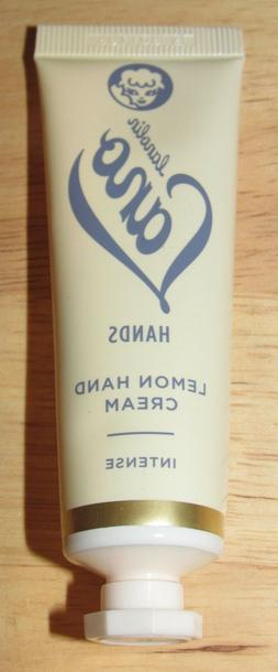 Lano Lemon Hand Cream Intense Hands Travel Size 25 mL .845 O