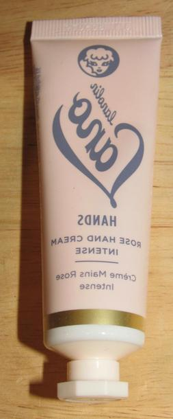 Lano Rose Hand Cream Intense Hands Travel Size 25 mL .87 Oz