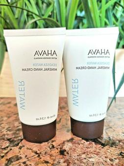 Ahava Lot For 2 x 1.3oz Body Lotion+2 x 1.3oz Hand Cream Rea