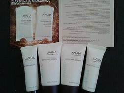Lot of 4 AHAVA Deadsea Water Mineral Hand & Body Cream + Bon