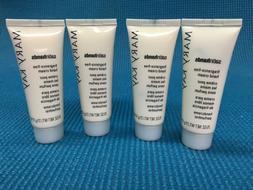Lot Of 4 Mary Kay Satin Hands Fragrance Free Hand Cream .75o