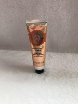 The Body Shop Mango Hand Cream 1 oz Sealed