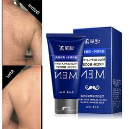 Men Hand Leg Hair Loss Depilatory Cream Permanent Body Hair