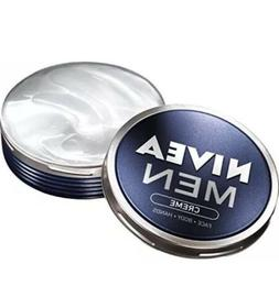 NIVEA Men Original German Creme Face Body Hands Cream 5.3oz