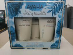 AHAVA Mineral Elements of Love Water Trio Shower Gel Body Lo