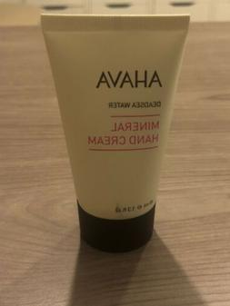 Ahava Mineral Hand Cream 1.3 Oz Travel Size