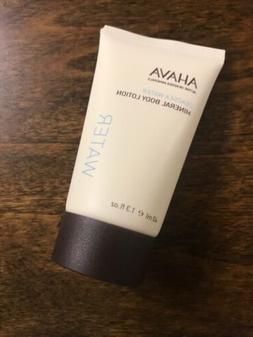 AHAVA Mineral Hand Cream Deadsea Water. 40ml / 1.3oz Travel