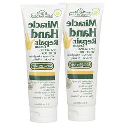 Miracle Hand Repair Cream 8 ounce tube with 60% UltraAloe -