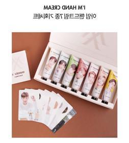 Monsta X Hand Cream 7pcs Set