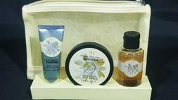 The Body Shop MORINGA Collection 3 Piece Set Hand Cream Show