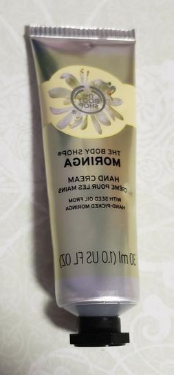 The Body Shop Moringa Hand Cream 1 fl oz