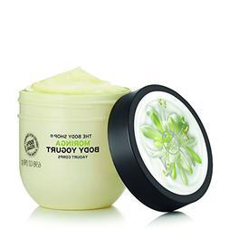 The Body Shop Moringa Body Yogurt, 48hr Moisturizer, 100% Ve
