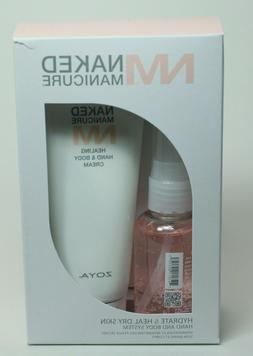 Zoya Naked Manicure Hydrate & Heal Dry Skin Hand & Body Syst