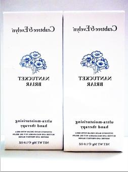 Crabtree Evelyn Nantucket Briar Body Lotion and Hand Therapy