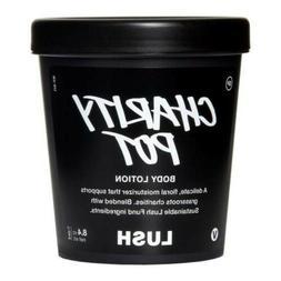 NEW Lush 8.4 oz Charity Pot Hand & Body Lotion