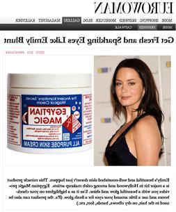 NEW Egyptian Magic All Purpose Skin Facial Cream 4oz Sealed