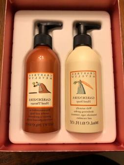 NEW - CRABTREE & EVELYN - GARDENERS - HAND THERAPY CREAM & H