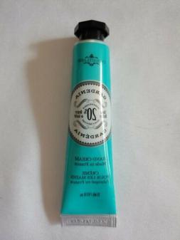 New LA CHATELAINE Gardenia Hand Cream 15 ML / 0.5 FL OZ Trav
