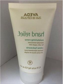 new hand relief moisturizing creme 4 2