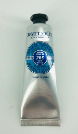 NEW L'Occitane 20% Shea Butter Dry Skin Hand Cream 1 Oz